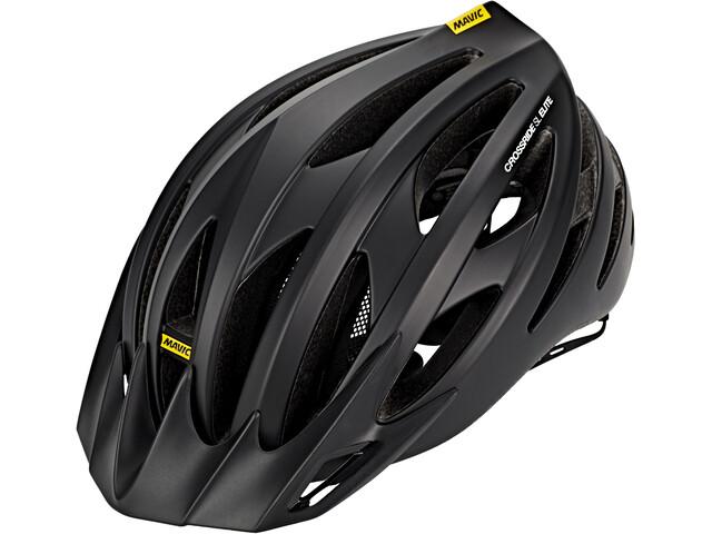 325e9731809 Mavic Crossride SL Elite Helmet Men black/white at Bikester.co.uk